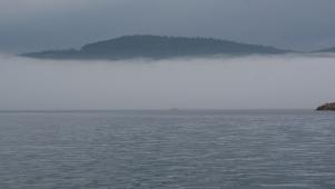 Baie de Camarinas le matin