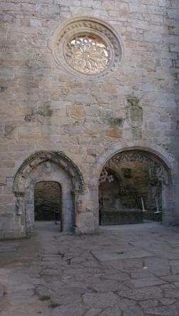 Ruines Pontevedra