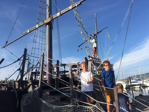 Membres d'équipage de Christophe Colomb