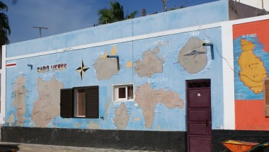 L'archipel du Cap Vert peint