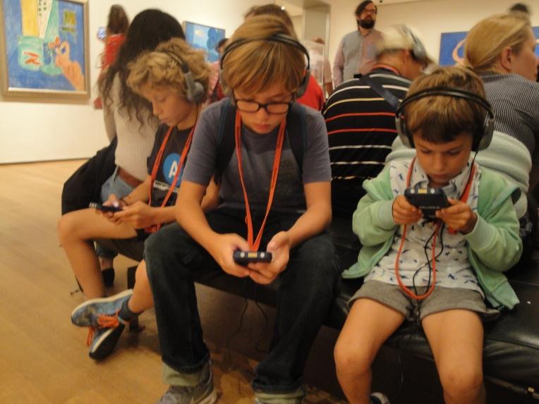 musée ou jeux vidéo ?!